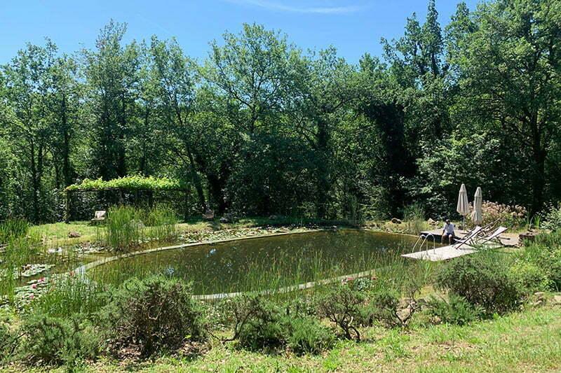 Locanda Casanuova: Herrlicher Schwimmteil