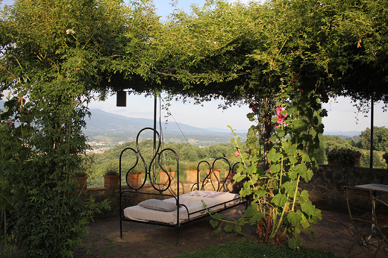 Locanda Casanuova: Bio-Weingut in der Toskana