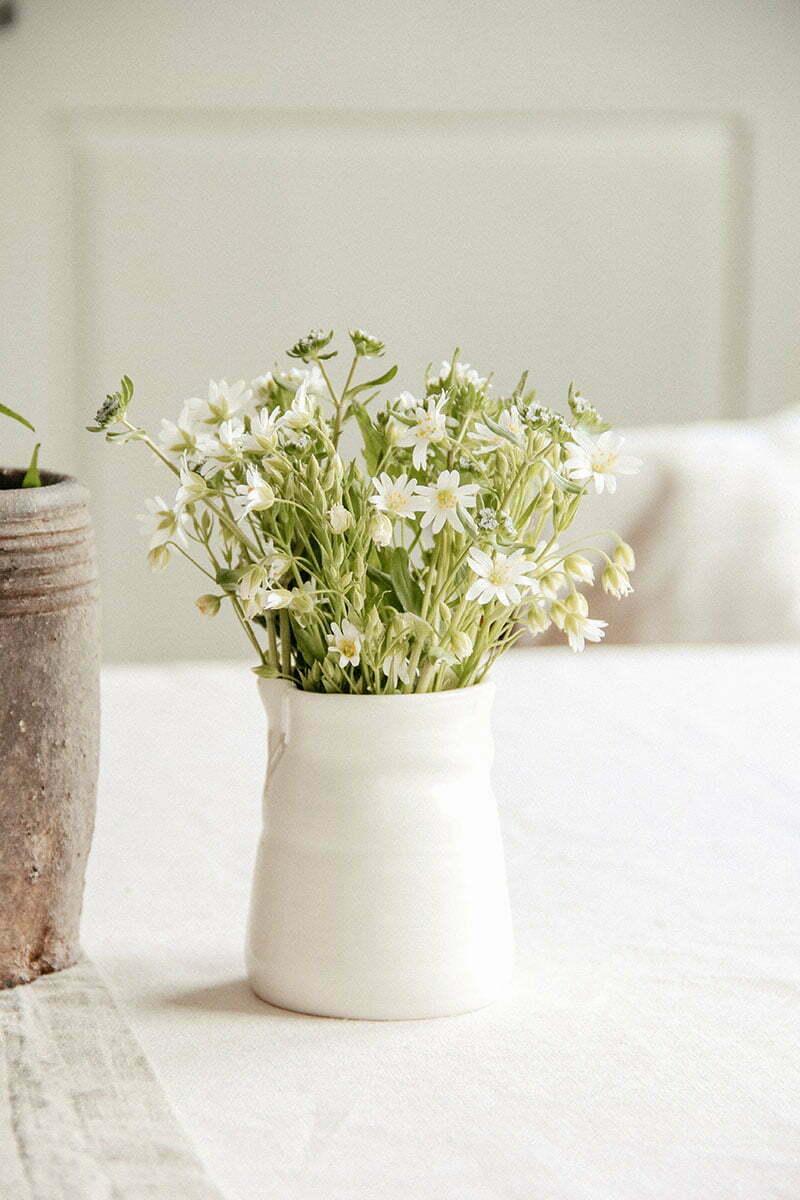 Blumenstrauß mit Großer Sternmiere