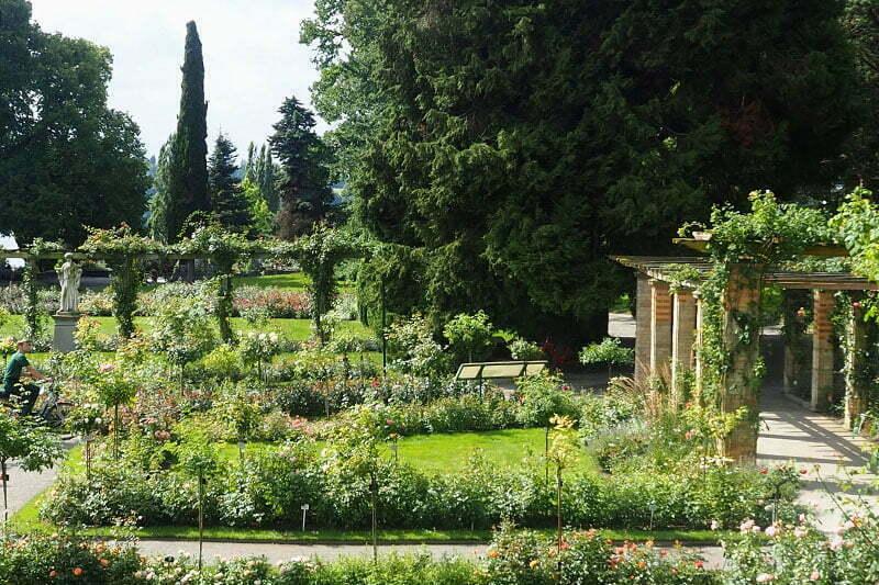 Bodensee-Tipps: Die Blumeninsel Mainau