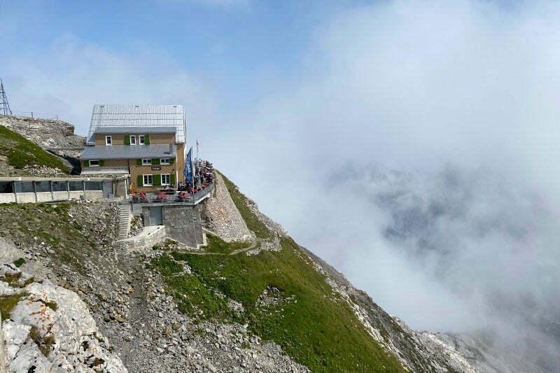 Bodensee-Tipps: Bergtour zum Säntis
