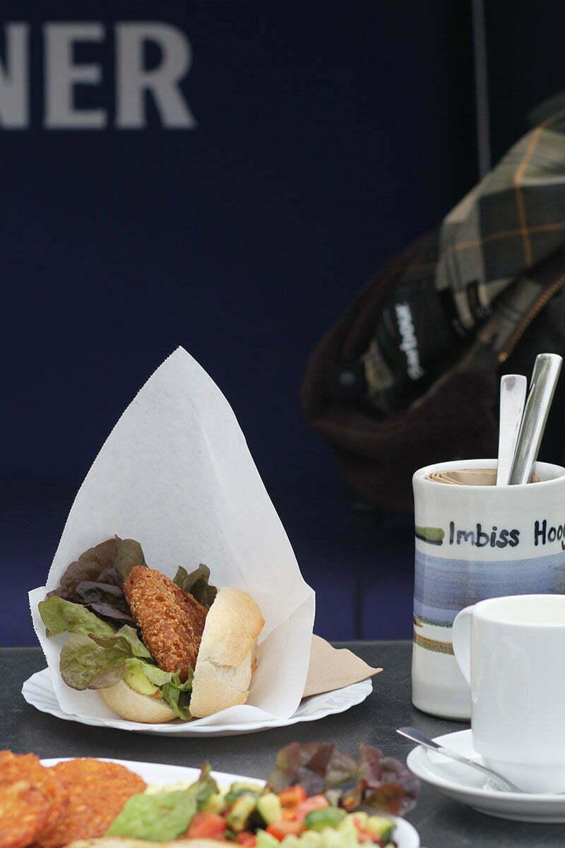 Pellworm-Tipps: Imbiss Hooger Fähre