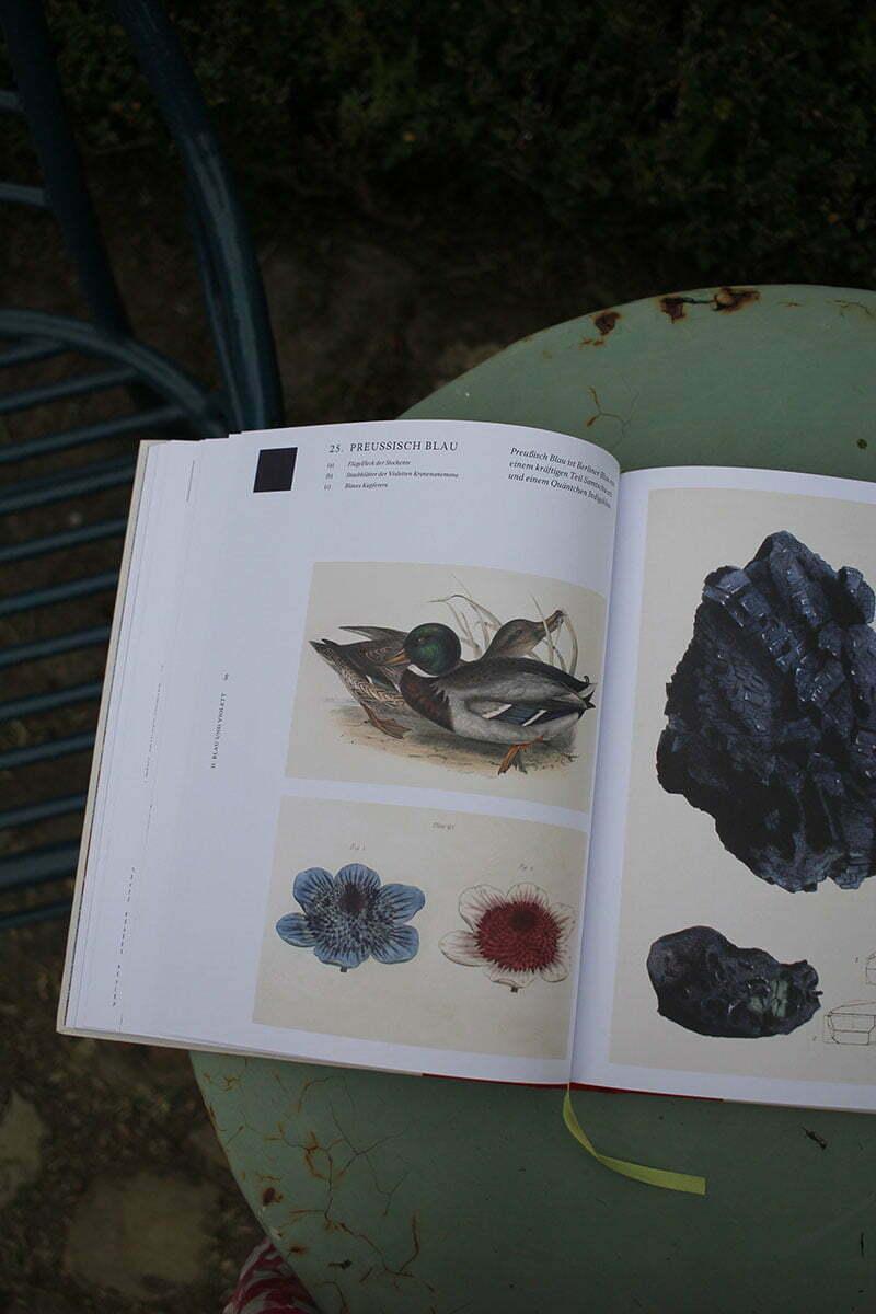 Die Farben der Natur von Patrick Baty