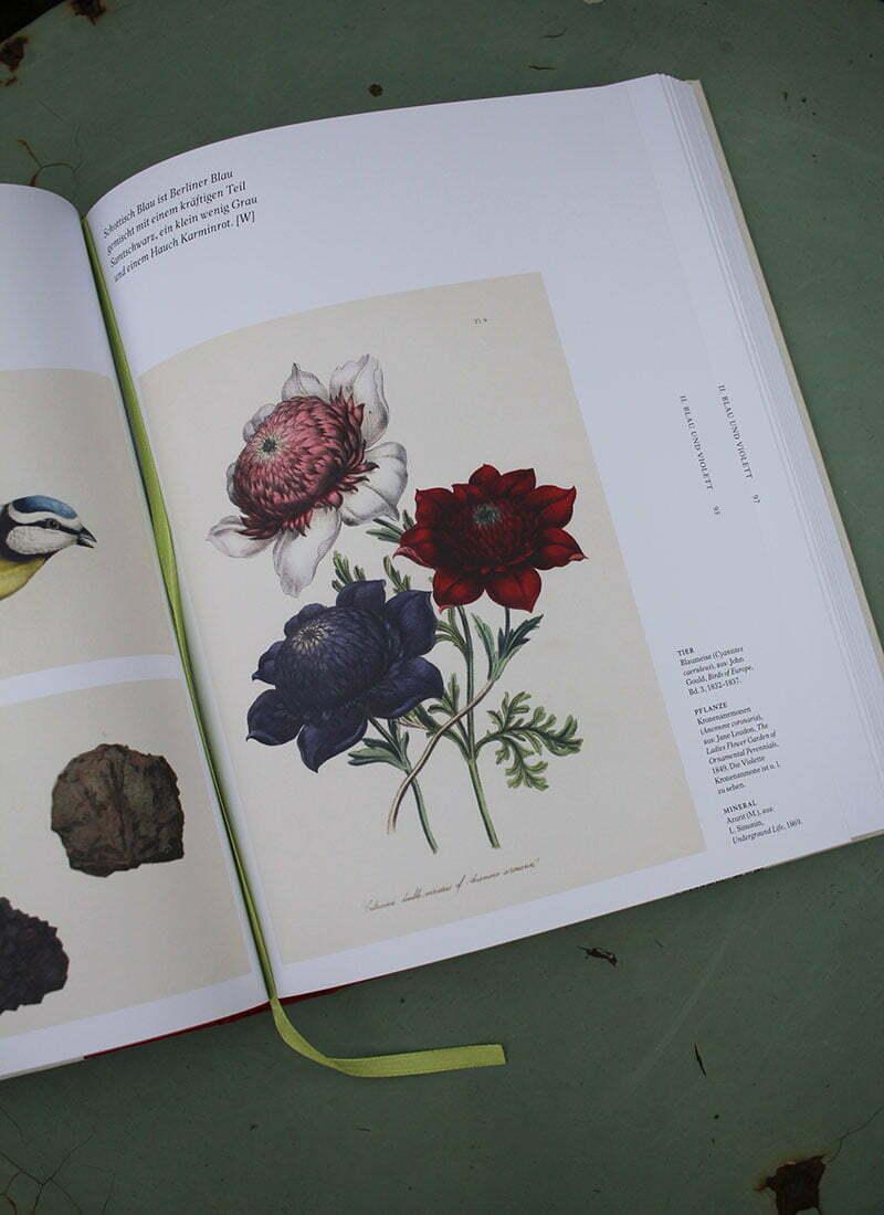 """""""Die Farben der Natur"""" Buch"""